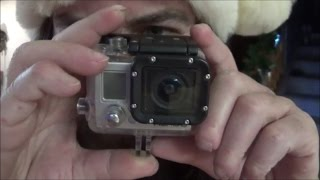 How to:christmas wrapping. GoPro Hero3