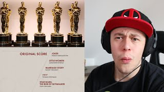 92nd Oscar Nominations REACTION & REVIEW
