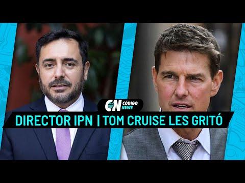 Tom Cruise gritando y Bill Gates advierte que lo peor está por venir  | Código News