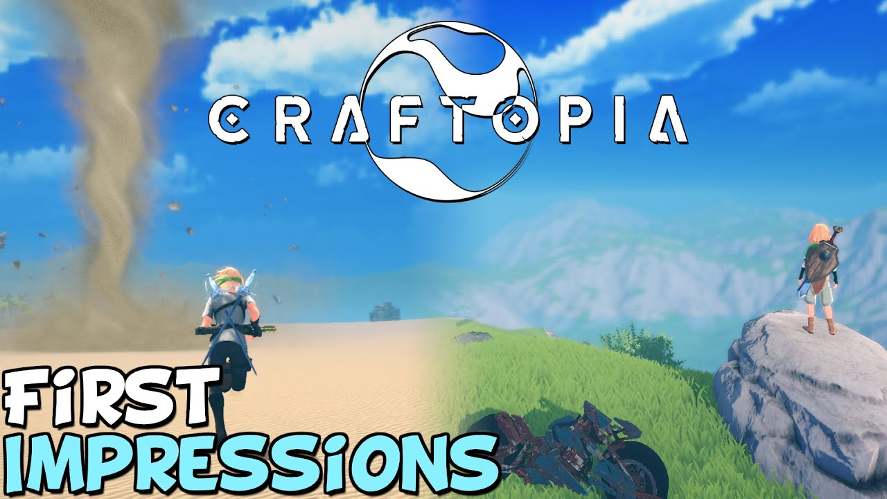 """Download Craftopia First Impressions """"Is It Worth Playing?"""""""