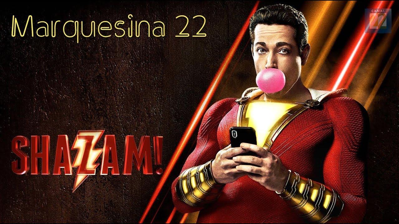 Ver Shazam: el nuevo y divertido superhéroe de DC en Español