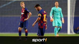 Ein Klub am Boden: Zerbricht Barca an der Bayern-Schande? | SPORT1