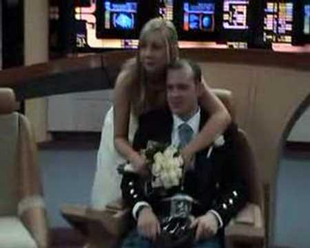 Star Trek Vegas Wedding