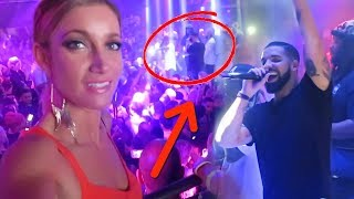 CLUBBING WITH DRAKE!