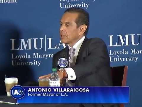 FLALS 02/16/16: Former Mayor Antonio Villaraigosa