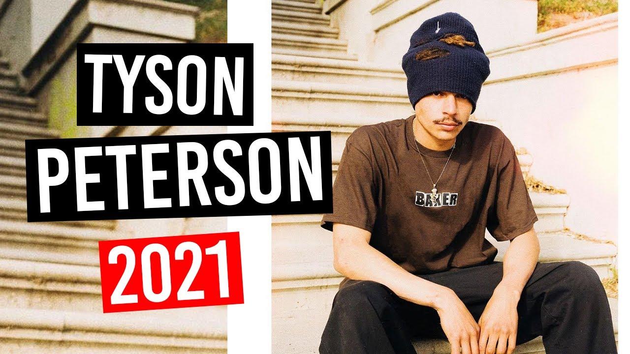 Download Tyson Peterson 2021 | Steezy Mixtape