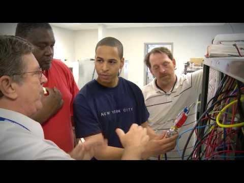 Southern Technical College - HVAC Program Video