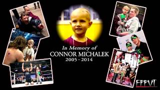"""WWE Connor """"The Crusher"""" Michalek Hall Of Fame 2015 Promo Song - """"Peace"""" By O.A.R"""