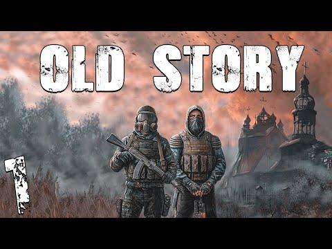 S.T.A.L.K.E.R. Old Story #1. Чистое Небо