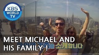 Meet Michael and his family! [One Night Sleepover Trip/ 2018.05.08]