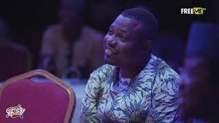 Mr Patrick  Comedy Space - The FreeMe Space Lagos Nigeria