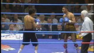 天才ボクサー:ナジーム・ハメド