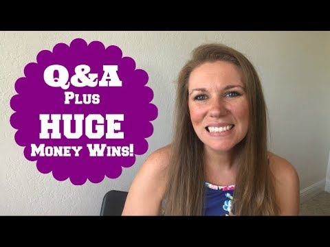 Dumping Debt Fridays | Q&A | How Will My Budget Change After I'm MARRIED!