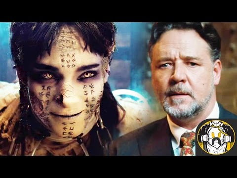 Download Youtube: What Is Prodigium In The Mummy 2017 | Dark Universe