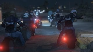 Sons of Anarchy - Let's Ride