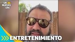 ¿Ricky Muñoz se pone de acuerdo con Pepe Aguiar? | Un Nuevo Día | Telemundo