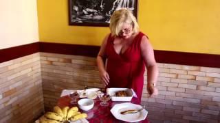 Aprenda a fazer a cartola do restaurante Flor do Mangará/Bananeiras PB