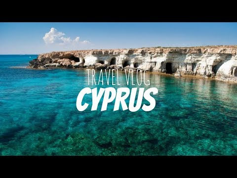 Cyprus Travel Vlog 2017 | diving in green bay | GoProHero4 |thsmsfts