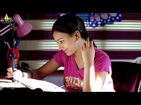 Kotha Bangaru Lokam Movie Scenes | Swetha Basu Dreaming about Varun Sandesh | Sri Balaji Video