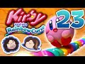 Kirby and the Rainbow Curse: Total Attention - PART 23 - Game Grumps
