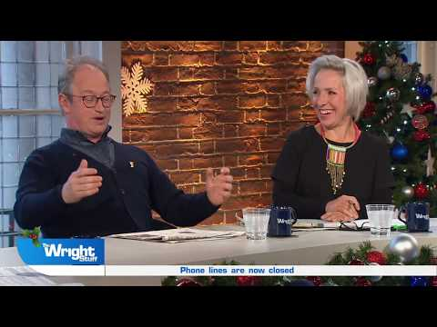 Robin Ince recreates the moment Brian Cox met Brian Blessed!!! WrightStuff