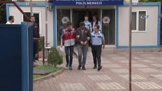 Genç Kadına Şiddet Uygulayan Taksici Adliyeye Getirildi