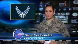 Air Force Report: Same-Sex Benefits | MiliSource