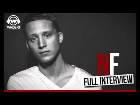 """NF: """"I'm Tired of the Eminem/ White Rapper Comparisons (DJ Wade-O Full Interview)"""