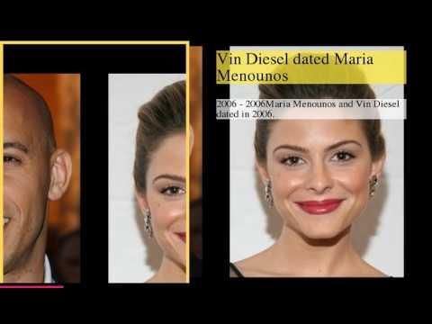 Vin Diesel Dating History