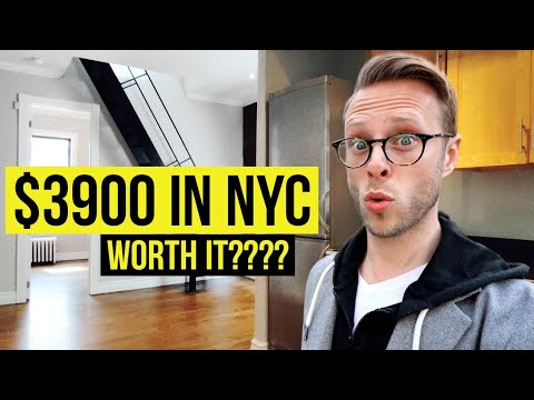 NYC $3900 Rent By Madison Square | Manhattan Apartment Tour 2020