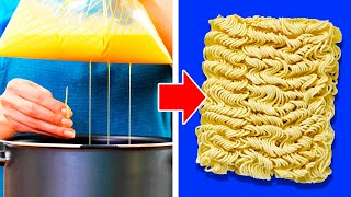 32 EASY KITCHEN HACKS AND TRICKS