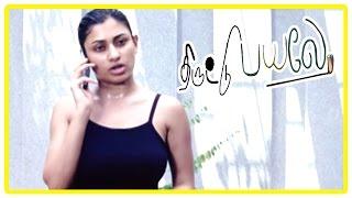 Thiruttu payale movie scenes | malavika traps jeevan | jeevan threatens malavika with her photos