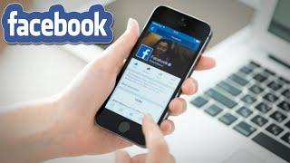 Facebook моя страница через телефон