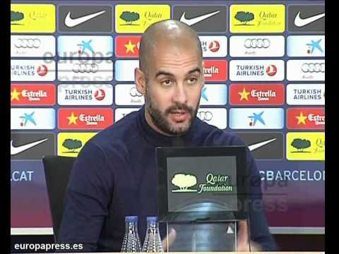 Guardiola considera a Messi 'indiscutible'