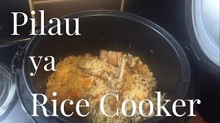 Pilau ya Rice Cooker- Kiswahili