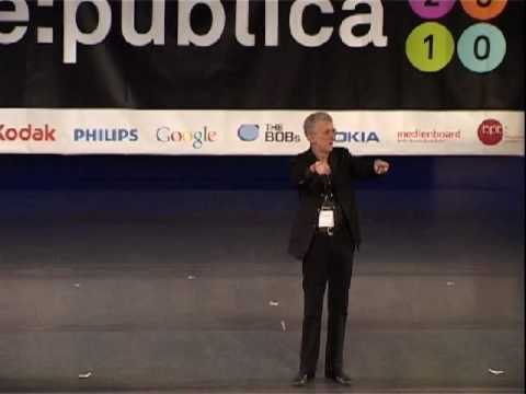 re:publica 2010 - Jeff Jarvis - The German Paradox on YouTube