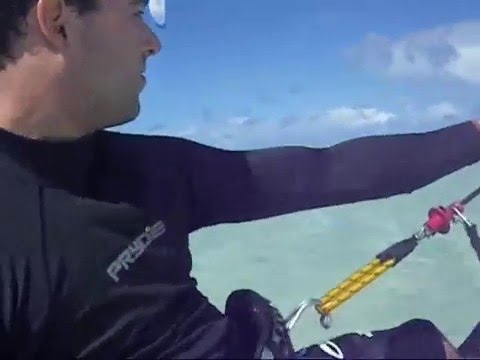 Cook Islands Kiting