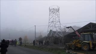 Le phare de La Rolandière sur la zad de NDDL