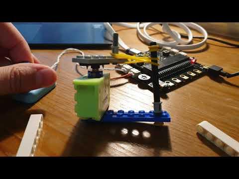 Набор Бозон + Lego 9686 | Предел прочности | Урок 6
