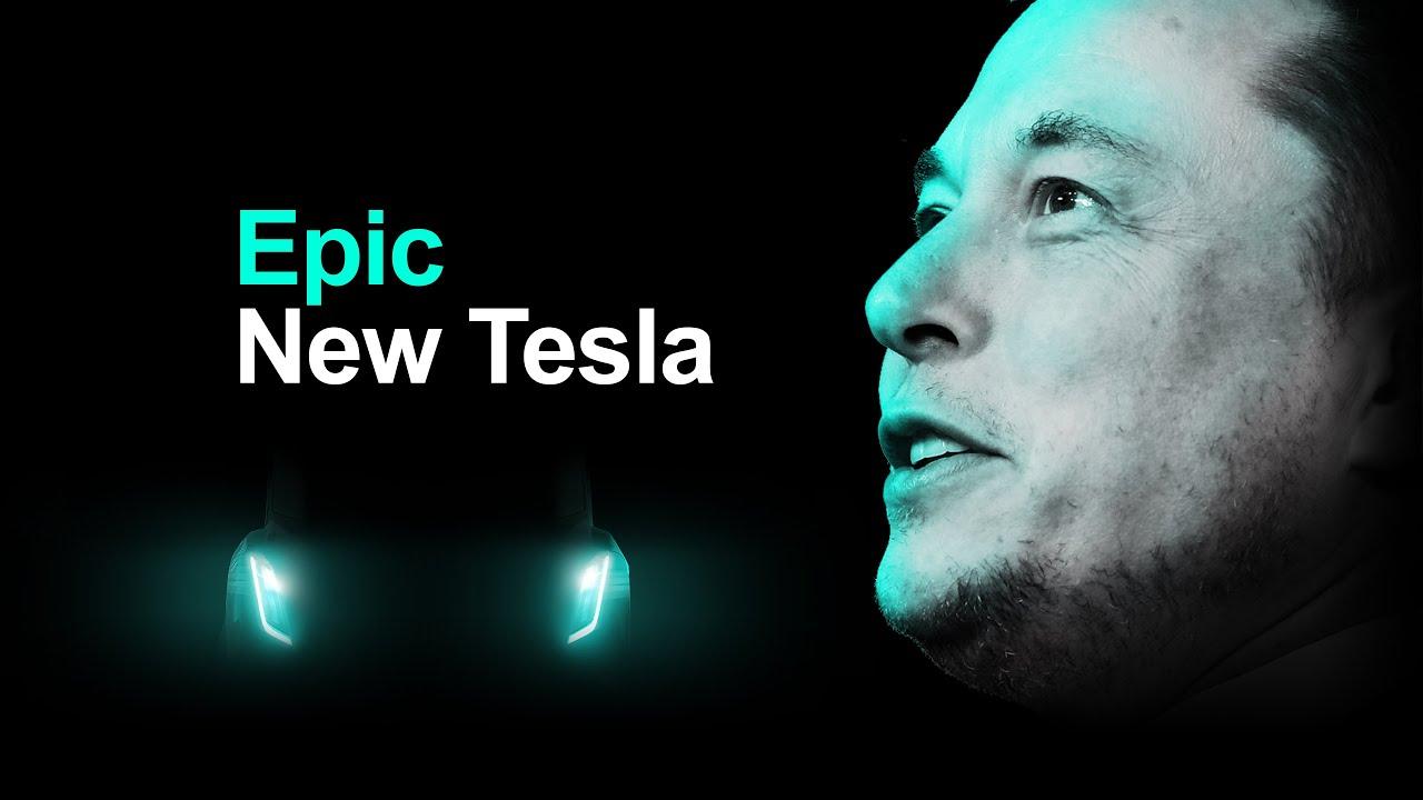 Tesla China Teases EPIC NEW Cars
