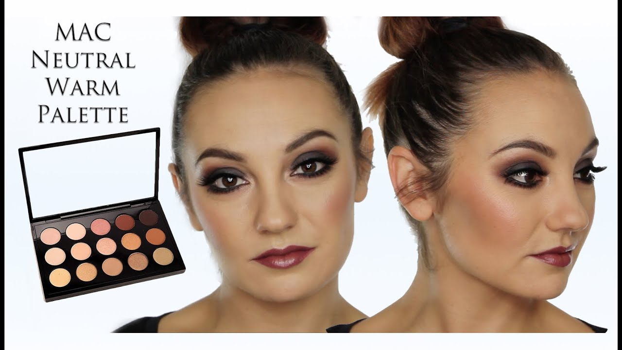 Autumnal fall makeup tutorial using mac neutral warm palette autumnal fall makeup tutorial using mac neutral warm palette shonagh scott showme makeup youtube baditri Images