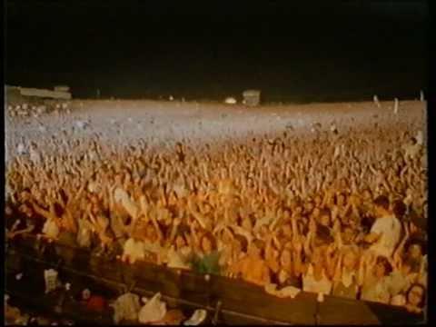 Queen - Radio Ga Ga @ Knebworth Park 1986