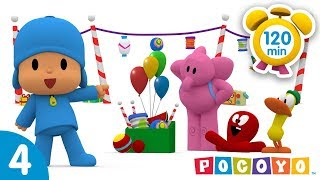 POCOYO in ENGLISH  Surprise for everyone [120 min] | Full Episodes | VIDEOS and CARTOONS for KIDS