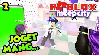IN INVITE TO A NEIGHBOR PARTY!! 😍: Roblox Meep City Indonesia | Ep. 2