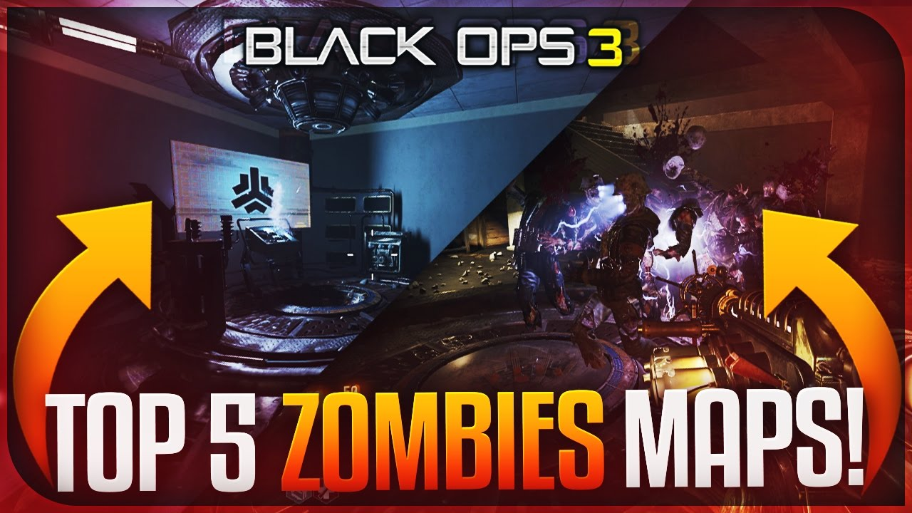 BLACK OPS 3 - TOP 5 BEST \