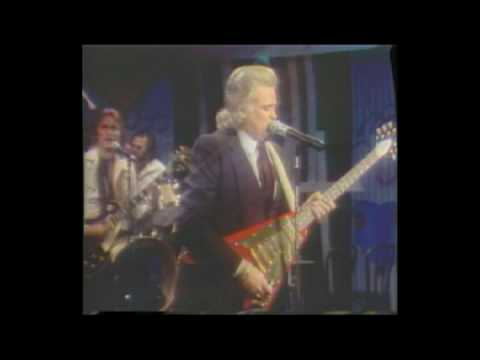 Wayne Cochran on guitar.