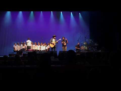 Jon Foreman - All of God's Children (w/ The Hellen Caro Elementary School fifth-grade choir)