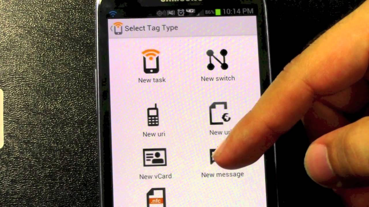 how to get nfc to work