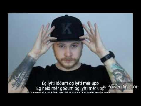 Emmsjé gauti - Lyfti mér upp (lyrics/texti)