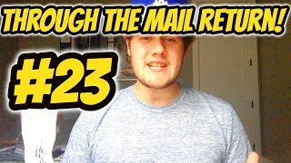 Through the Mail Return #23 - Jim Craig!   Auddie James